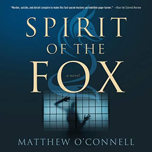 Spirit of the Fox audiobook cover art