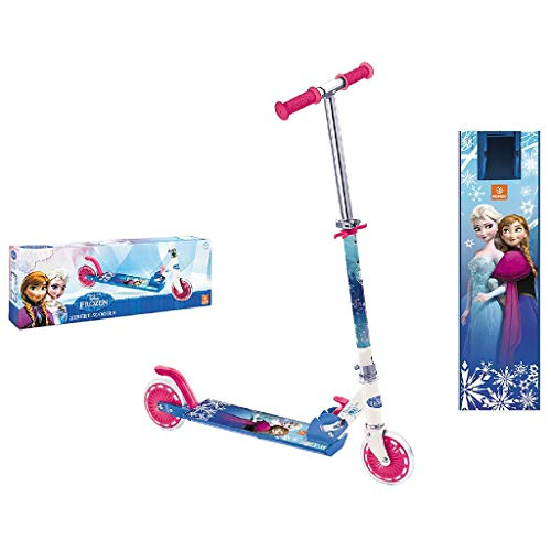 Mondo-Patinete Frozen 28221, Multicolor, 67 x 31.5 x 85 cm