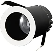 Ceiling Spots Spotlights Spotbars Downlight Small Spotlight 5W7Wled Display Jewelry Cabinet Anti-Glare Ceiling Light Embed...