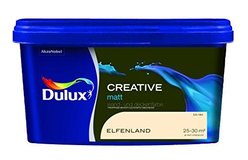 Dulux Creative Wand- und Deckenfarbe, Elfenland Matt