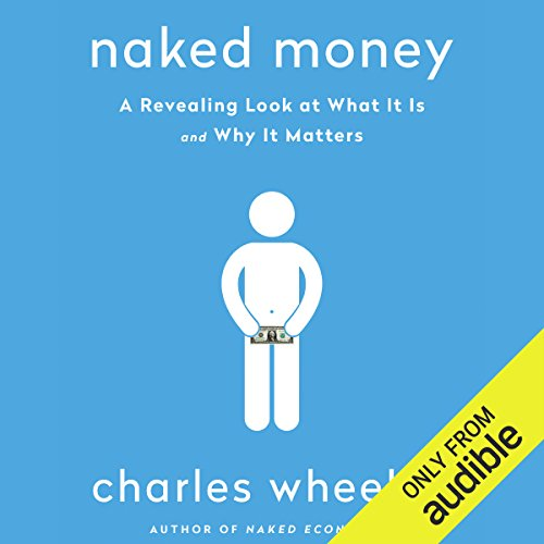 Naked Money audiobook cover art