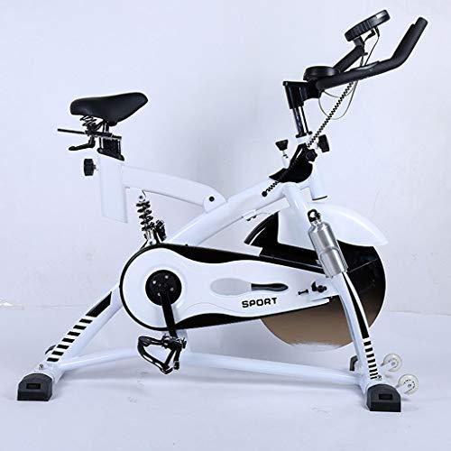 GWXSST Fijo Aerobic Aptitud de la bicicleta de la bicicleta de interior casero ultra silencioso peso del ejercicio de pedal de bicicleta bicicleta del ejercicio Pérdida equipo de la aptitud de la bici