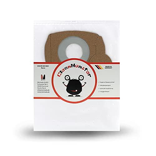 Mertrado Cleanmonster - 10 bolsas universales para...