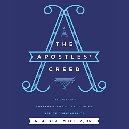 The Apostles' Creed audiobook cover art