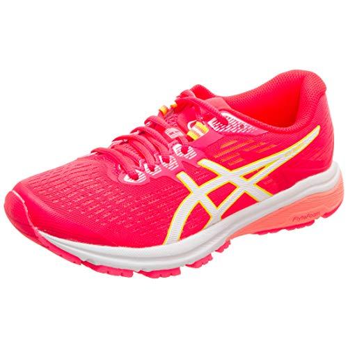 ASICS Zapatillas de correr para mujer Gt-1000 8, color Rosa, talla 41.5 EU