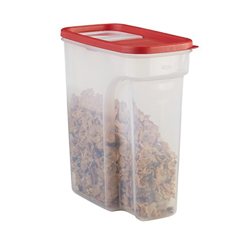 Rubbermaid Plastic Storage Container, Clear