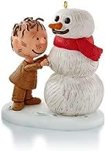 Pigpen Builds A Snowman - - The Peanuts Gang 2013 Hallmark Ornament