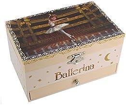 la Petite Ballerine du Film danimation Ballerina avec Ballerine dansante R/éf: 61-111 - Le lac des cygnes P. I. Tcha/ïkovski Lut/èce Cr/éations Bo/îte /à Musique anim/ée f/étiche de F/élicie
