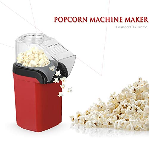 Review Of Blood Sky Household DIY Electric Popcorn Machine Maker (Square)
