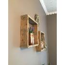 Floating Shelf Farmhouse Decor Rustic Wall Decor Boho