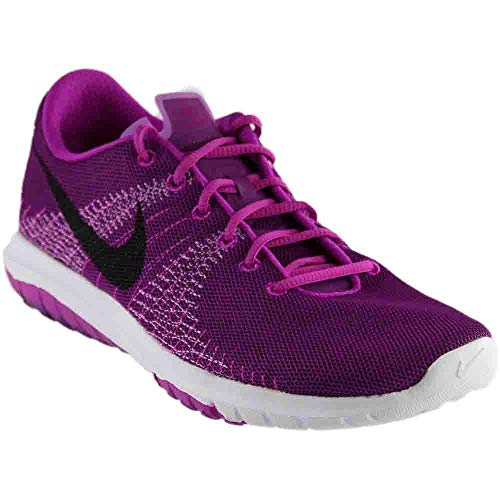 Nike Flex Fury (GS) Girls Running Shoes 705460 500 Purple, Size 7