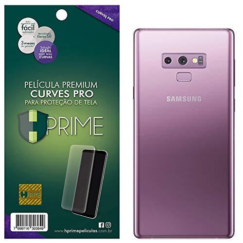 Pelicula Curves Pro para Samsung Galaxy Note 9 - VERSO, HPrime, Película Protetora de Tela para Celular, Transparente