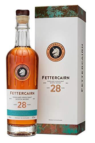 Fettercairn 28 Jahre Highland Single Malt Scotch Whisky (1 x 0,7 l)