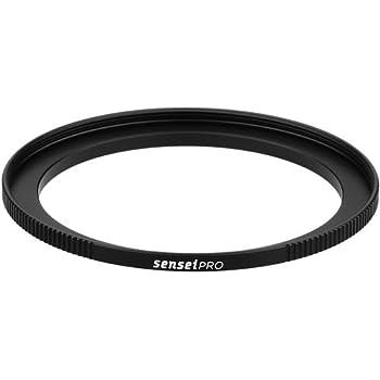 Sensei PRO 52mm Lens to 72mm Filter Aluminum Step-Up Ring 3 Pack