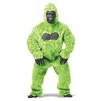着ぐるみ 動物 ゴリラ 大人用 おしゃれ グリーンゴリラ コスチューム コスプレ 衣装 ハロウィン パーティー 猿 かわいい 緑 もふもふ [並行輸入品]