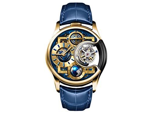 memorigin reloj tourbillon Imperial Stellar serie oro