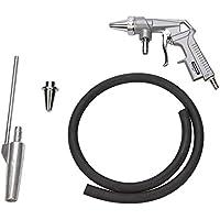 Silverline 633629 - Pistola neumática de chorro de arena (3-6 bar)