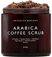 COMBAT CELLULITE NATURALLY: Our Coffee Body Scrub, Facial Scrub, Hand Scrub, and Foot Scrub is great for reducing the appearance of cellulite! Massage our anti cellulite coffee body scrub onto any problem area. It may help reduce the appearance of ce...