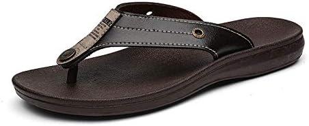 Men Flip Flops Casual Sandals Shower Beach Water Shoes