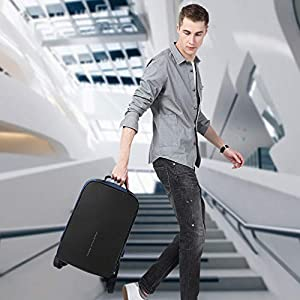 41nB7agEYjL. SS300  - Mochila Antirobo Hombre Mujer,UBAYMAX Mochila Portatil 15.6 de Seguridad Impermeable para Ordenador Laptop,Mochila USB para Negocio Escolar Trabajo Viaje,Laptop Backpack Cargador