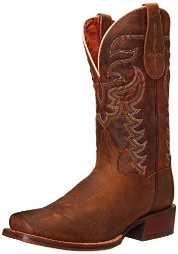 Dan Post Men's Duncan Western Boot, Brown, 9.5 XW US