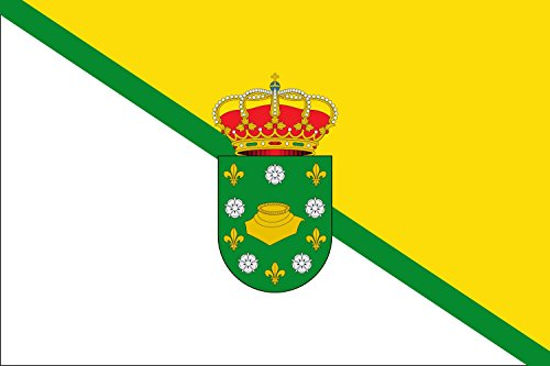 magFlags Bandera Large Gargüera de la Vera, Cáceres, España   Bandera Paisaje   1.35m²   90x150cm