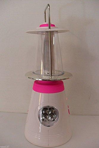 La Petite Caverne- Lampe Torche 16 + 4 Led Lecteur MP3 USB SD Carte Radio Fm Speaker Batterie Piles