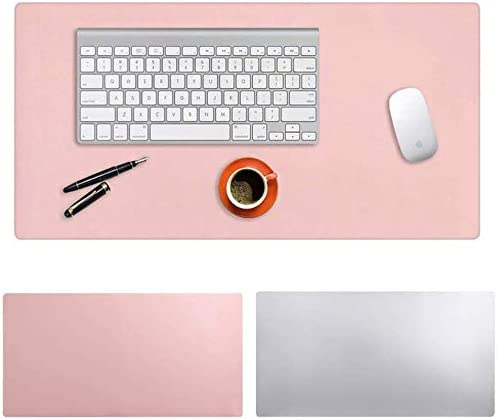 Desk Pad, Amazer-T Office Desk Mat Blotter,Upgraded PU Leather Desk Protector Cover Large Mouse Pad, Waterproof Writi...
