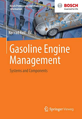 Gasoline Engine Management: Systems and Components (Bosch Professional...