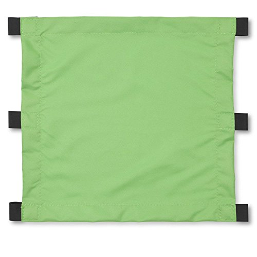 Croozer Sun Cover für Fahrradanhänger Modell 2016-2017, Sonnensegel, Kid for 2, grün