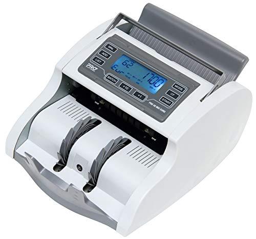 Banknotenzählmaschine PRO 40 Mix Euro. Wertzählung. Prüfung von EURO-Banknoten. Inkl. 50 € Update!