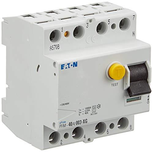 EATON PFIM-40/4/003-XG FI-Schutzschalter G/A 4P