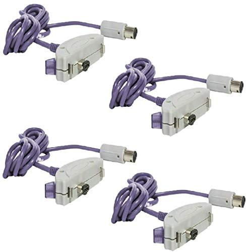 B Blesiya 4 Adaptadores de Cable X Link para Gameboy Advance para...