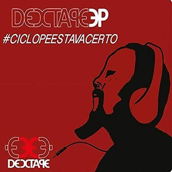 #Ciclopeestavacerto