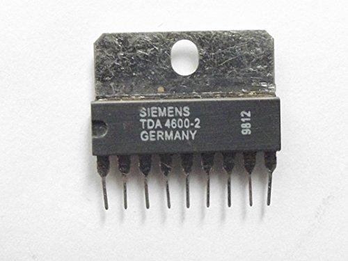 tda4600–2Siemens TV Schaltnetzteil-Controller sil-9