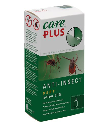 mächtig Care Plus Anti-Insektenlotion DEET 50% 50 ml