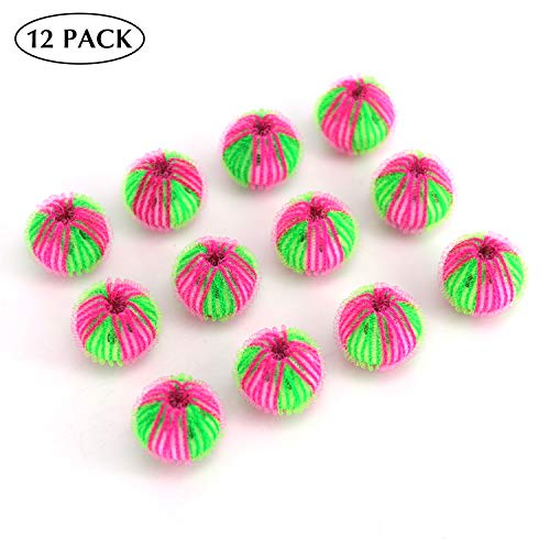 Pet Hair Remover for Laundry-12 pack Lint Remover Washing Balls Reusable Dryer Balls Washer from Dogs and Cats