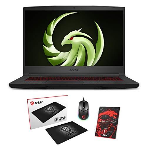 MSI Bravo 15 A4DDR-023 (AMD Ryzen 7 4800H, 16GB RAM, 2TB SATA SSD, Redeon RX5500M 4GB, 15.6' 120Hz Full HD, Windows 10) Gaming Notebook