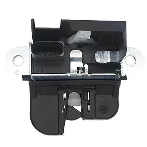ZIHAN Feil Store Ajuste para el Asiento León (1p1) Altea Ibiza 6J Tailgate Boot Block Lock Catch Mechanism Actuator (Color : Black)