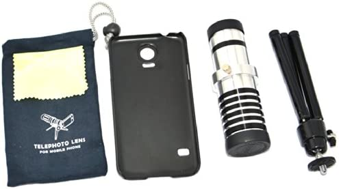 Apexel Award Aluminum 14x Optical New life Zoom wi Lens Telephoto Kit Telescope