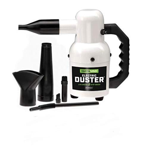 DataVac Computer Cleaner / Computer Duster Super Powerful Electronic Dust Blower Environmentally Friendly Alternative to Compressed Air or Canned Air