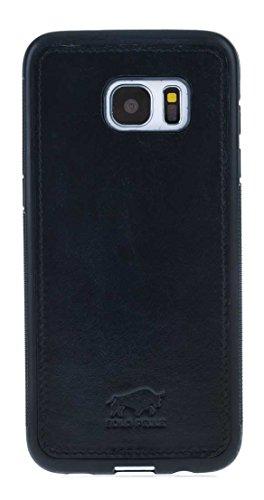 Solo Pelle Samsung S7 Hülle Lederhülle Ledertasche Backcover