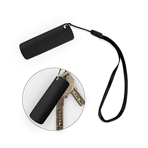 USB 3.0 Stick 256GB, Vansuny Lesen bis zu 100MB/s USB Flash Laufwerk Pen Drive, Speicherstick mit Kappe und Seilloch, Memory Stick für Laptop/PC/TV/Autoradio, Schwarz