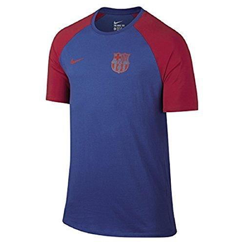 Camiseta Masculina Fc Barcelona Match 805824-480