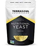 Delicious and fresh, batch-tested gluten-free Nutritional Yeast Flakes packaged in a 1 lb conveniently resealable pouch. Nutritional Yeast Flakes are a perfect substitute for your vegan cheesy recipes. Made in the USA and fortified with B Vitamins in...