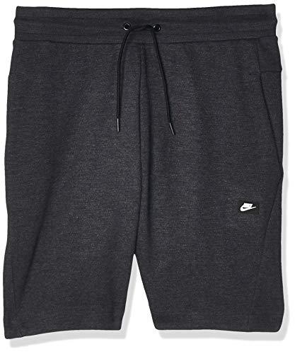 Nike Herren Optic Shorts, Black/Heather/Black, L