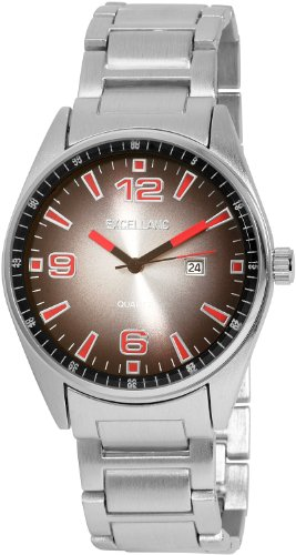 Excellanc llanc Hombre de Relojes con Metal Banda 284021100062