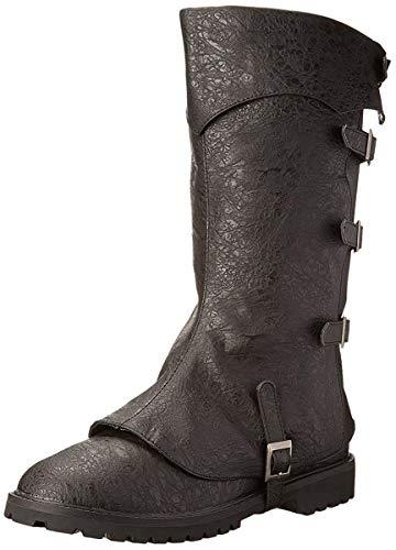 GOTHAM-105, 1 1/2 Inch Flat Heel Men''s Boot