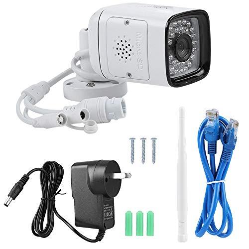 WYLZLIY-Home HD WIFI impermeable cámara de vigilancia 100 W pixel cámara de seguridad de voz bidireccional impermeable Smart Motion videocámara