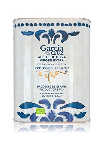 García de la Cruz - Natives Bio-Olivenöl extra - 3L Kanister